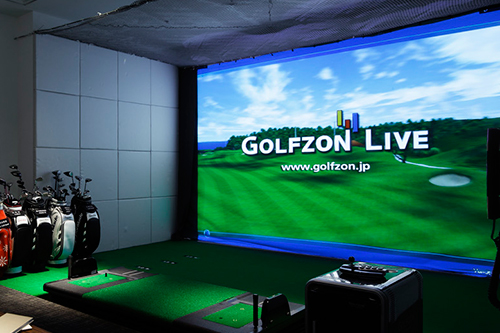 ゴルフ シュミレーション